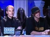 Clashs entre Jamel Debbouze, Laurent Baffie et Joey Starr chez Ardisson