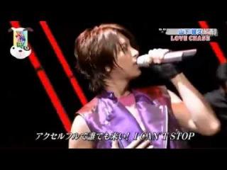 Yamashita Tomohisa - LIVE LOVE CHASE 2012.07.03.