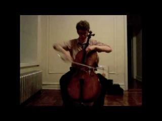 POPPER PROJECT #20: Joshua Roman plays Etude no. 20 for cello by David Popper