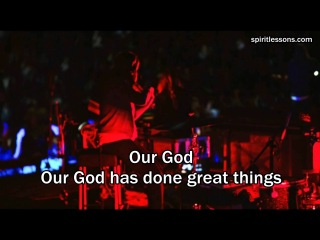 Greater Than All - Hillsong Live (Cornerstone New DVD 2012 Album) Subtitles (Worship Song for Jesus)