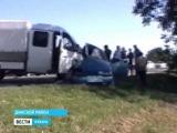 Трое погибли и двое пострадали в ДТП в Динском районе