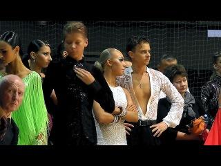 Дмитрий Логвинов и Алина Васильева - Ча-ча-ча (Международный кубок