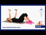 Reebok Fitness Online Workout: Handweights - Chest Press and Fly