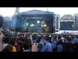 Концерт Linkin Park - Faint 23.06.2011 Москва