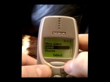Nokia 3310 Menu Walkthrough and Snake II on a Real Phone