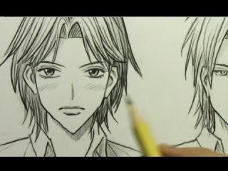 Уроки рисования | Лица [ Часть: 1 седзе]