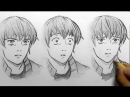 Рисуем мимику в манге (3 способа)