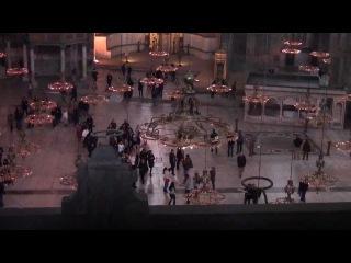 Стамбул наша экскурсия по городу 9 марта 2012года