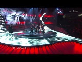 (2 место- ЛУЧШЕЕ ВЫСТУПЛЕНИЕ НА ЕВРО) Евровидение 2008-Ани Лорак