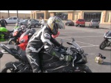 BMW S1000RR Quick Review First Impression Walk Around Motorcycle VLOG