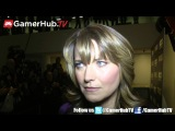 Lucretia Actress Lucy Lawless Talks War of the Damned And Spartacus Legends Game