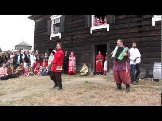 День Русской Культуры Форт Росс 2011 - Буза