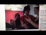 Aylin, Charlie, Alex, and Lily's blogtv part 1