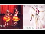 Sophia Grace and Rosie - Moment 4 Life (feat. Nicki Minaj and Drake) on the ellen show - YouTube.flv