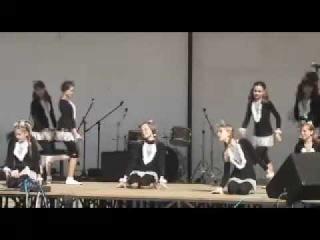 коллектив СЕНЬОРИТА танец КОШКИ средняя гр 5 сент день города Фрязино, рук  Лилия Лебедева