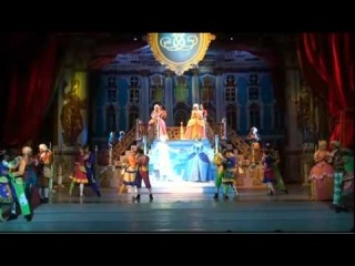 Голубая камея -  М.Вишневская и А.Орлов (граф Орлов и княжна Тараканова)