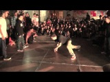 GravityRampage Vs ThesisEl Nino FINALS TO THE POINTZ! B-BOY NETWORK
