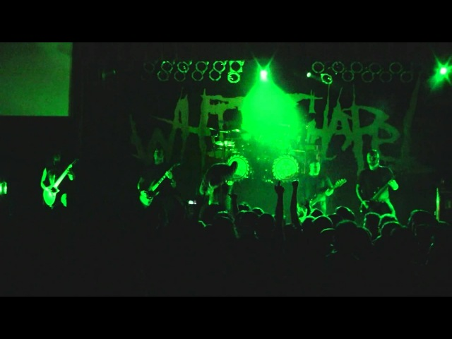 Whitechapel - 09 - Prostatic Fluid Asphyxiation (Live in Asheville, NC)