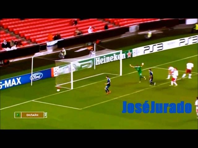 Jurado skills dreamgoals (HD 720p)
