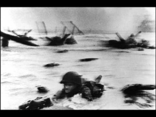 Omaha beach amazing real pictures