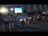 Белокуракинский флешмоб на День посёлка, 22.09.2012