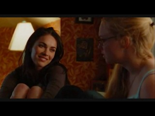 HD - Megan Fox Amanda Seyfried Lesbian Kiss Full Scene - Jennifer's Body