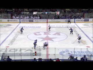 СКА - Динамо Рига 3:4 / SKA - Dinamo Riga 3:4