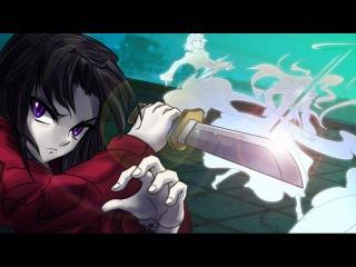 Melty Blood Actress Again Soundtrack - 空の境界 俯瞰風景 - (Ryougi Shiki's Theme)