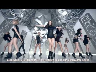 [MV] Girls' Generation - THE BOYS (Korean Vers.) [GER SUB]