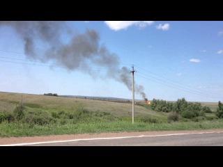 Сжигание попутного газа бузулукский район