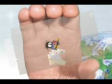Animated Business Card - Virtual Reality(2D), motion graphic animation