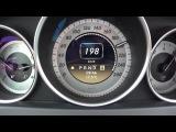 2012 Mercedes Benz C180 Top Speed