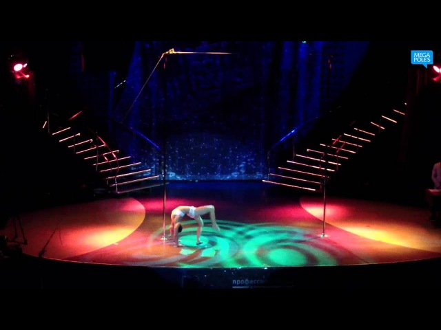 Pole dance соревнования: Miss Pole Dance Russia 2012 FINAL - Кулагина Анжела