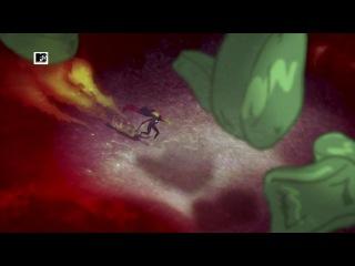 Ident MTV x 55dsl 5 senses: Taste