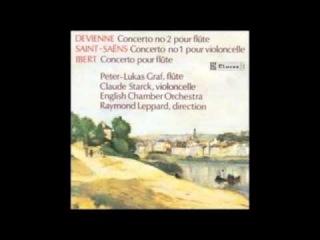 Peter - Lukas Graf | Jacques Ibert ~ 3. Allegro Scherzando