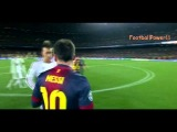 Messi refuse to exchange shirt with El Shaarawy (12.3.2013 CL)