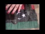Tripoli  - Libyan Green Women Statement - 1st March 2012 - Green Resistance is growing.wmv