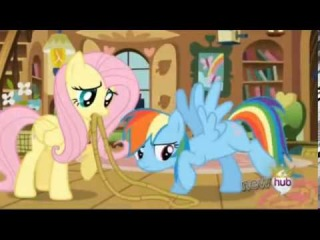 My Little Pony Friendship is Magic - Season 3 Episode 13: Magical Mystery Cure FINAL EPISODE