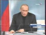 Ответ Путина: Почему он не участвует в теледебатах