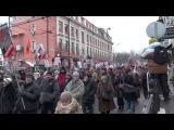 Марш в защиту сирот. Смотреть до конца 13.01.2013.Москва.
