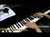 Sword Art Online ED2 Overfly Piano Cover