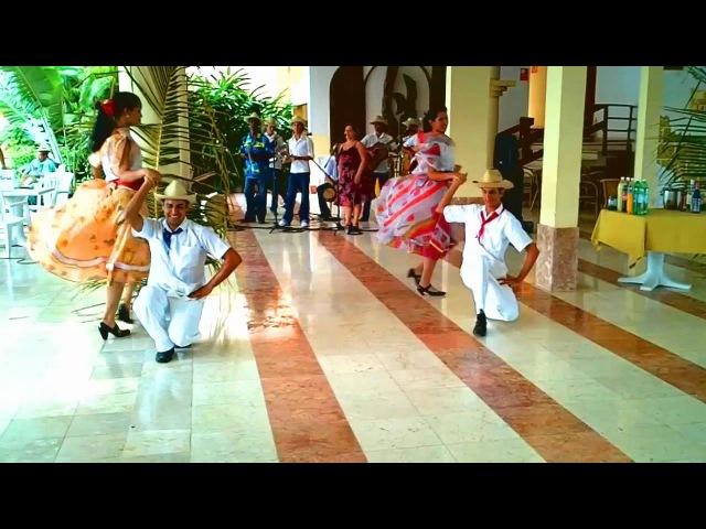 Король Оранжевое Лето - King Orange Summer, Guardalavaca, Cuba June 2011 HD