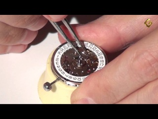 Tissot 2S Seastar - как разобрать наручные часы и обзор