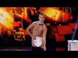 Редактор Анна Евтушок Андрей Чеканюк, Украина, г. Киев - Минута славы шагает по стране - Видеоархив - Первый канал