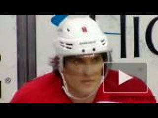 Звезда НХЛ Овечкин дисквалифицирован на три матча за удар соперника по голове...