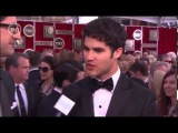 Darren Criss [Glee] Interview @ 19th Annual SAG Awards 2013