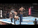 Prince Devitt Ryusuke Taguchi vs. Rocky Romero Davey Richards - NJPW Wrestle Kingdom VI