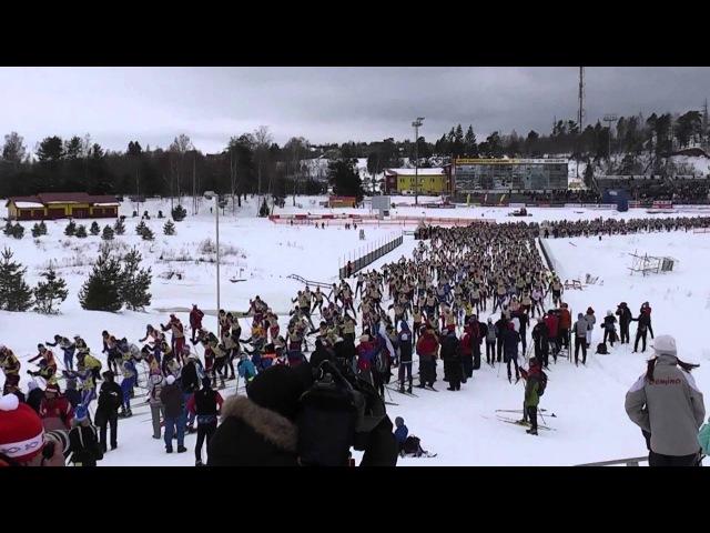 Старт Деминского марафона 2012