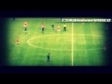 Ahmed Musa & Keisuke Honda 本田圭佑 vs Spartak Moscow (Skills Dribbling Assists Goals) 2013 HD