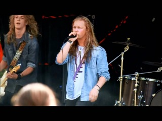 SHIRAZ LANE - Koisorock 25.8.2012